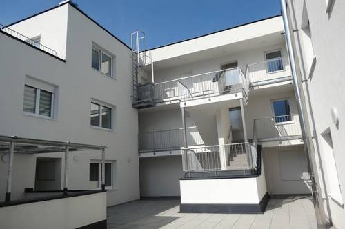 Purbach am See - PROVISIONSFREI! 78 m² Neubau mit Loggia!