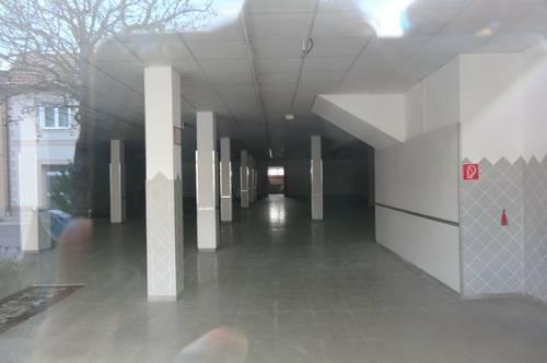 7000 Eisenstadt -Zentrums nähe 270m² beheizbare Lagerfläche zu vermieten!
