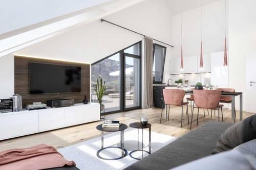 Am Kirchbach - W14: Exklusive Dachterrassenwohnung