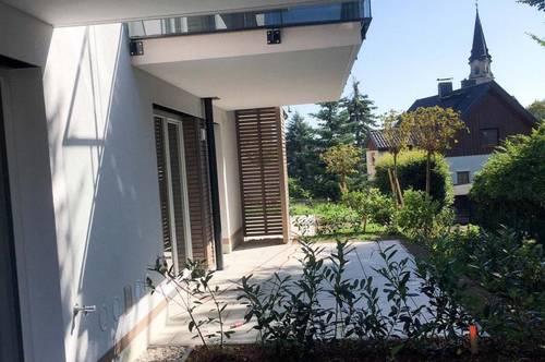 Wohnen am Wartstein - Neubauwohnung mit Privatgarten