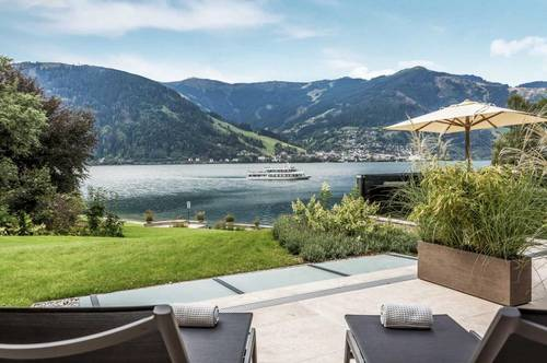 Luxus Boutique-Hotel direkt am Zeller See