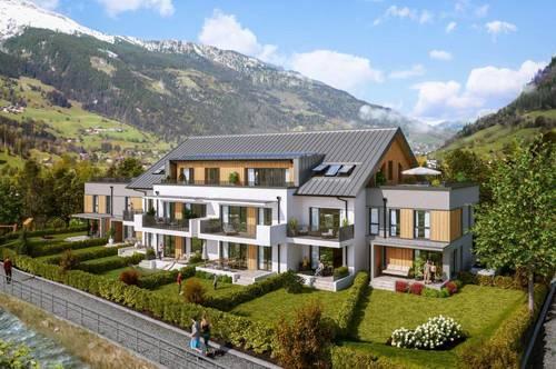 Am Kirchbach - W7: Exklusive Garten-Maisonette