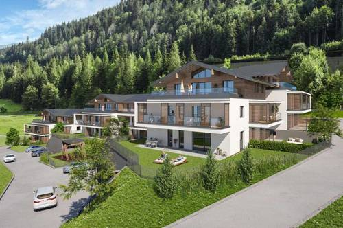"""Living Space"" Flachau - B7"