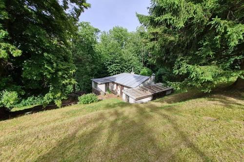 TOP Angebot - Grundstück mit altem Haus im exklusiven Teil des 14. Bezirks