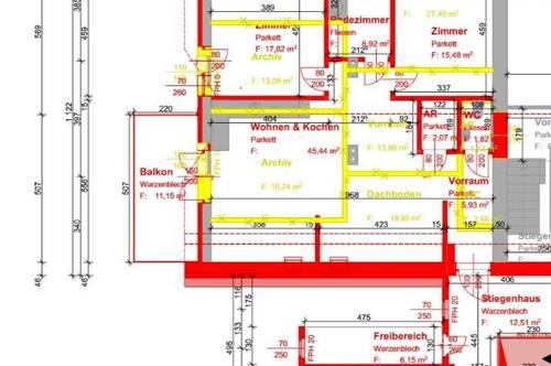 2305 Eckartsau - Familienwohnung - 3 Zimmer Mietwohnung