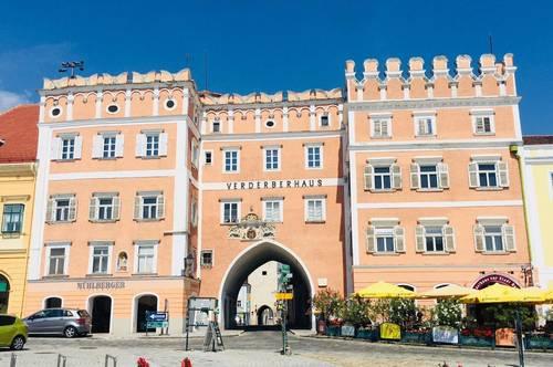 Wohnen im Palazzo/Weinviertel