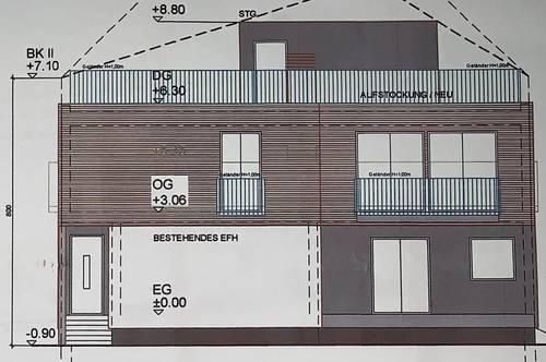 Einfamilienhaus in Tribuswinkel