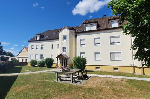 ruhige 97 m² Wohnung im grünen Weppersdorf