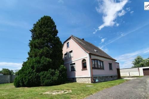 gemütliches Einfamilienhaus mit bäuerlichen Charme