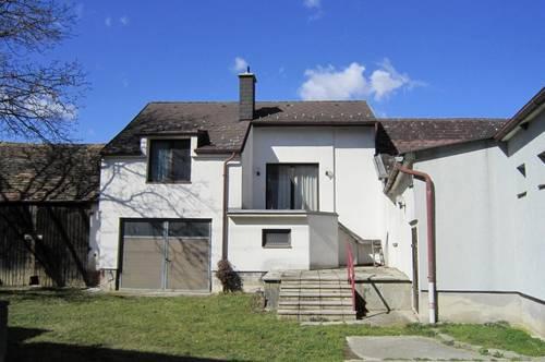 sonniges Wohnhaus auf 1.004 m² mit besonderen Zusätzen in Strebersdorf im Burgenland