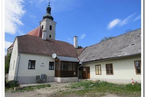 RESERVIERT: 2011 Gem. Sierndorf: Hausteil/Einliegerwohnung mit Garten