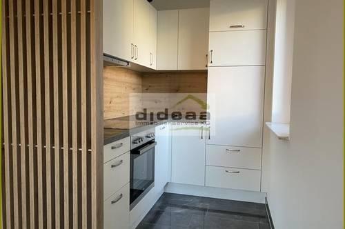 Komplett sanierte 2-Zimmer-Wohnung in Ruhelage