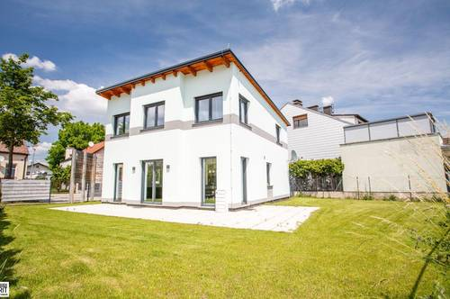 Familientraum!!! Bezugsfertige, top ausgestattete Stadtvilla in Gainfarn, steht provisionsfrei zum Verkauf