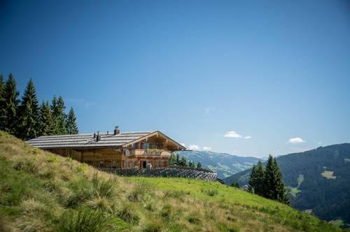 Die Berghütte