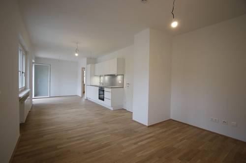 Provisionsfrei: Erstbezug 2-Zimmer-Wohnung mit Balkon an der Glan, 5020 Salzburg - zur Miete