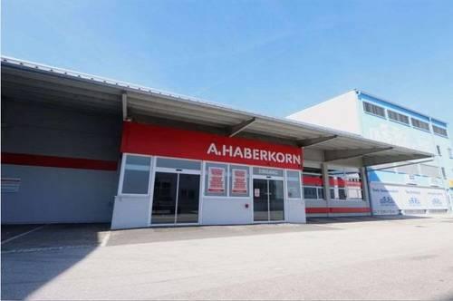Attraktive Geschäftsflächen im Gewerbepark Urfahr, 4040 Linz - zur Miete
