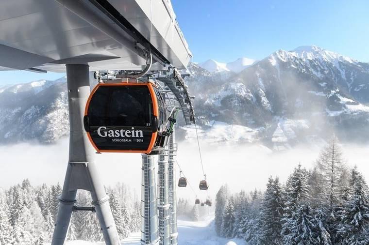 Schlossalmbahn (C) Gasteiner Bergbahnen AG; Marktl