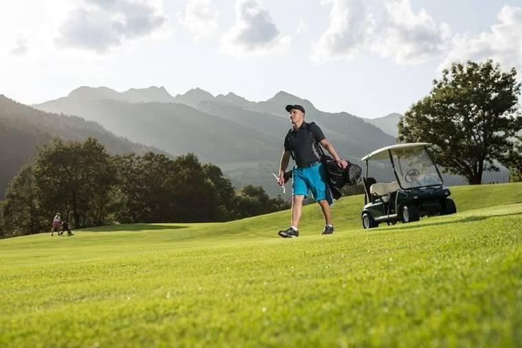 Golf in Gastein (c) Gasteinertal Tourismus GmbH, M