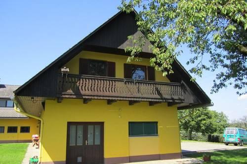 4 Zi.-Wohnung mit Grünflächennutzung