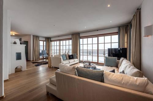Luxuriöses Apartment im exklusiven Alpenchalet in traumhafter Aussichtlage von Reith