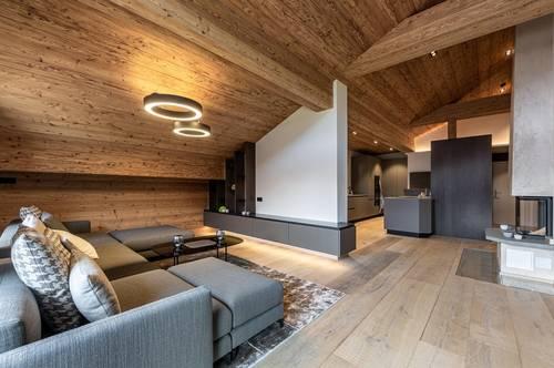 Alpiner Wohntraum der Extraklasse mit Ski-in & Ski-out