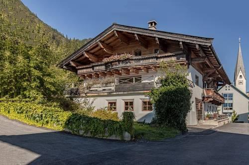 Rarität! Uriges Tiroler Alpenjuwel in sonniger Lage von St. Jakob