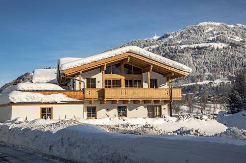 Alpines Chalet in Zentrumsnähe
