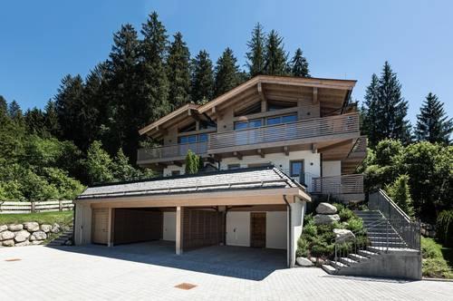 Neubau – Trendige Doppelchalets in beschaulicher Waldrandlage von Reith