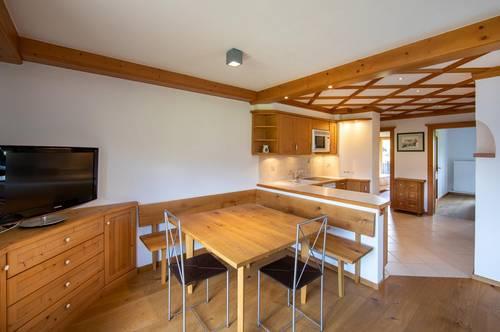 Gemütliches und vollmöbliertes Apartment in sonniger Lage von Reith