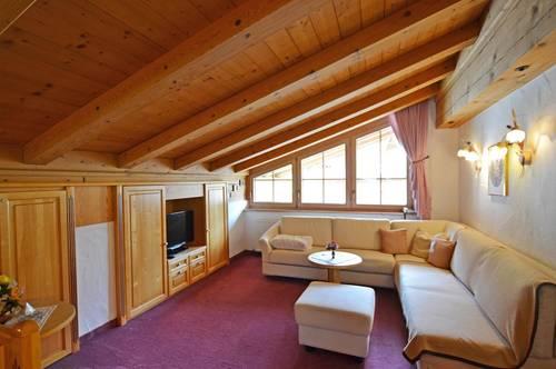 Kuscheliges Dachgeschoßapartment mit Kaisserblick in Ellmau