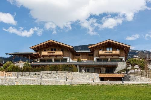 CHALET N° 14 - alpiner Lifestyle in Perfektion