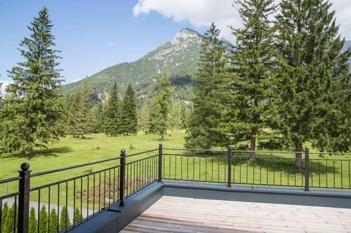 Freizeitwohnsitz in der Naturidylle des Pillerseetals