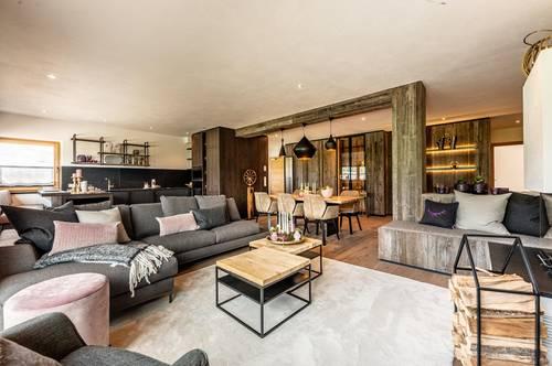 Luxuriöses Apartment mit traumhaftem Kaiserblick in Ellmau