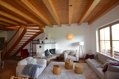 Kuschelige Maisonettewohnung in idyllischer Traumlage von Reith