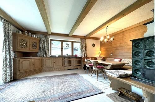 Traditionelles Einfamilienhaus nähe Gaisberg