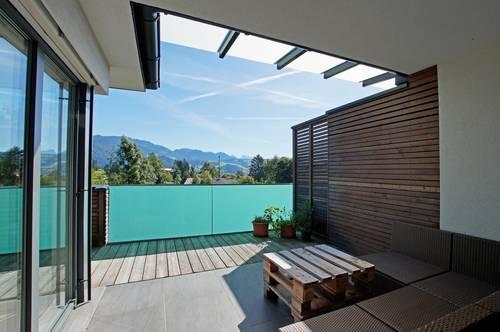 Moderne Bergblick-Wohnung im Kaiserwinkl ( 2020-03597 )