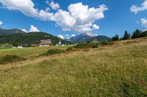 Gartenwohnung im modernen Tiroler Alpenstil ( 04190 )
