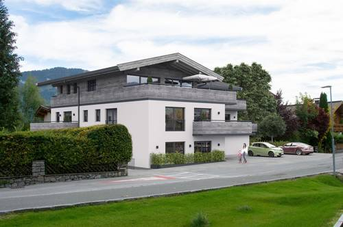 Zentral gelegene Neubau-WHG in St. Johann ( 2020-03638 )