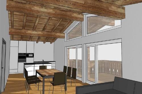 Schöne Neubau-DG-Wohnung in Waidring ( 2020-03624 )