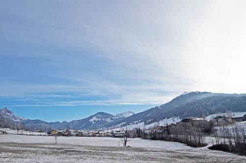 Sonnige Neubauwohnung im Pillerseetal (2020-03866 )