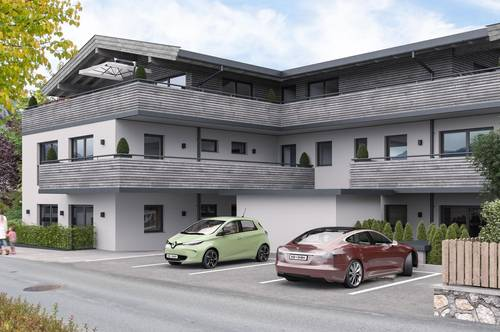 Zentrale Neubauwohnung in St. Johann ( 2020-03610 )