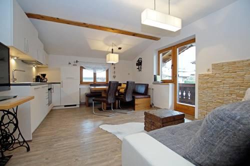 Dachgeschosswohnung mit Freizeitwohnsitz ( 2020-03763 )