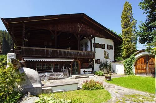Rustikales Herrenhaus in der Kelchsau ( 2018-02055 )