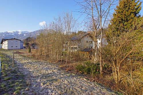 Grundstück mit Altbestand in Kitzbühel ( 04003 )