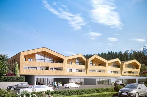 Neubau-Gartenwohnung in Hochfilzen ( 04086 )