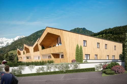 Moderne Gartenwohnung im Alpenstil ( 04198 )