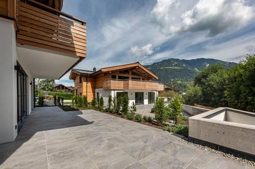 Zentrale Maisonette mit Garten in Kitz ( 02968 )