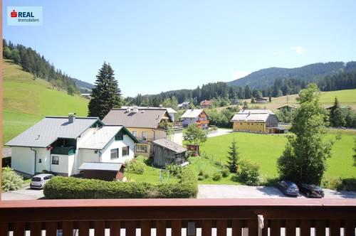 Gepflegte Ferienwohnung im Skigebiet Rußbach am Paß Gschütt