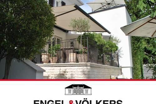 Stilvolle Villa mit Pool in toller Grünlage