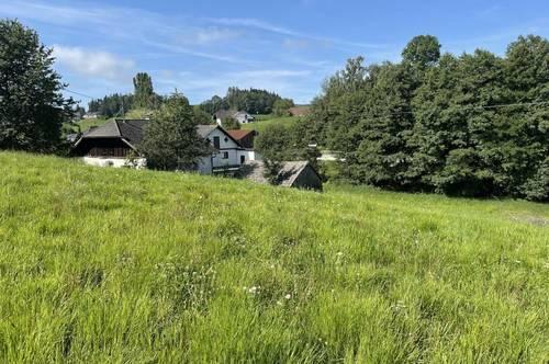 Wohnwert - Baugrund in Putzleinsdorf